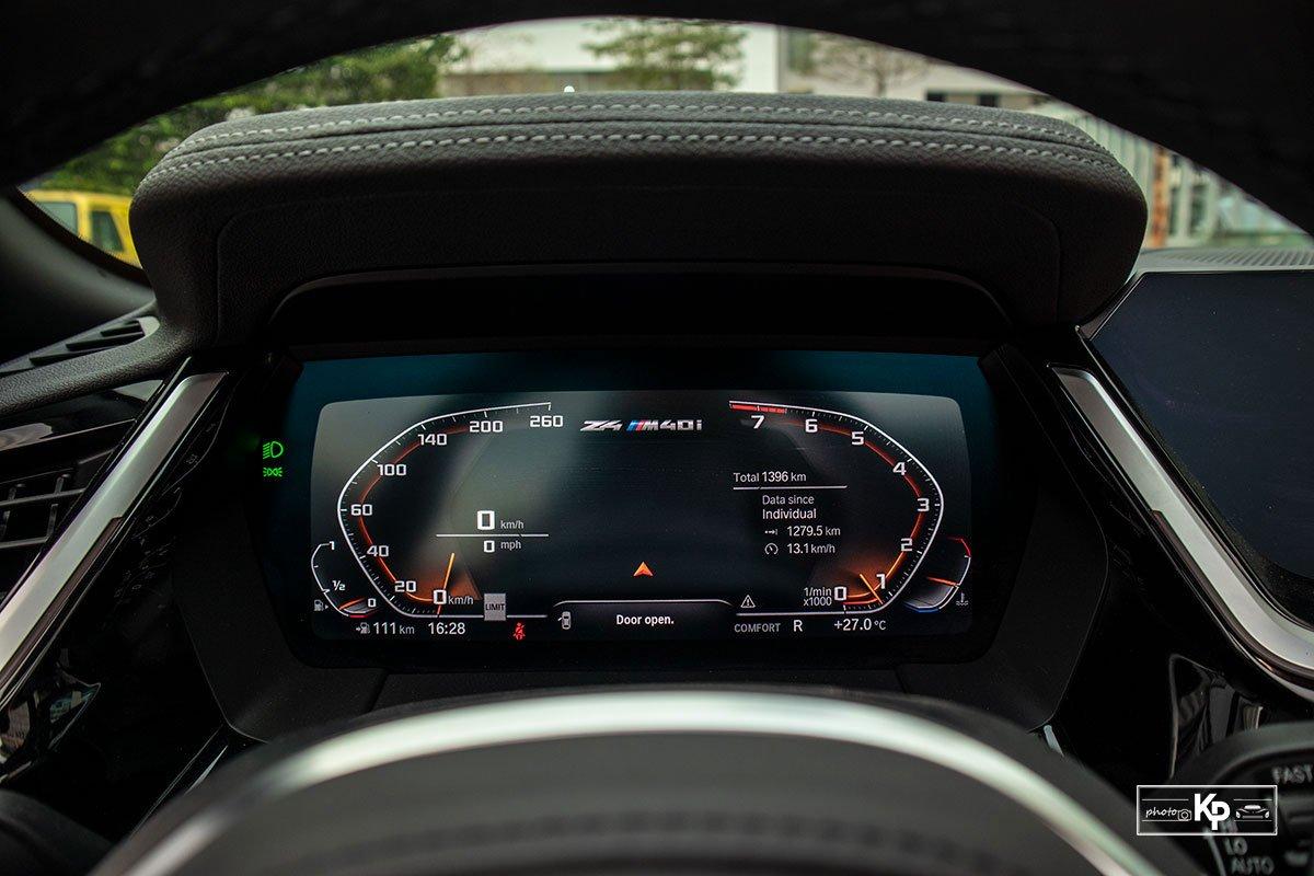 Cận cảnh BMW Z4 M40i 2021 độc nhất Việt Nam a23