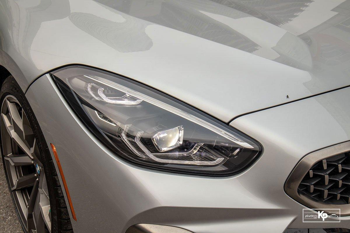 Cận cảnh BMW Z4 M40i 2021 độc nhất Việt Nam a6