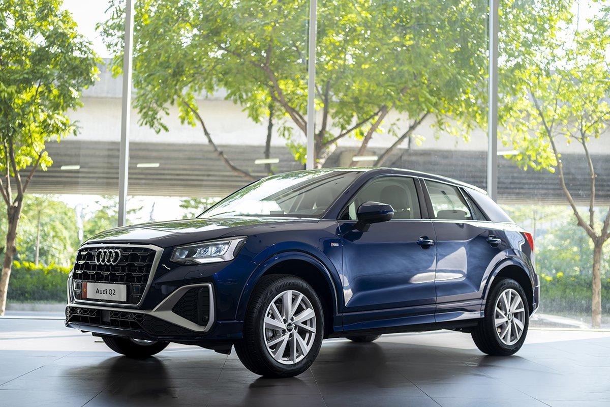 Giá xe Audi Q2 2021 mới nhất