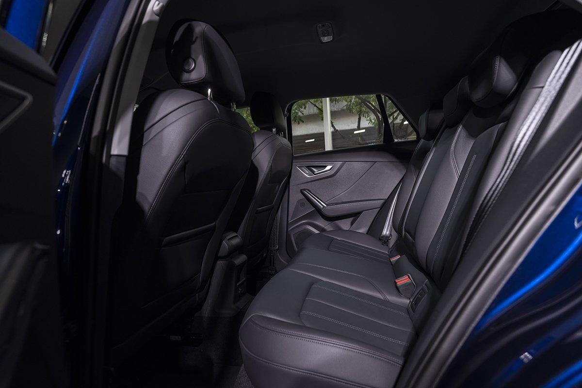 Nội thất xe Audi Q2 2021.1.