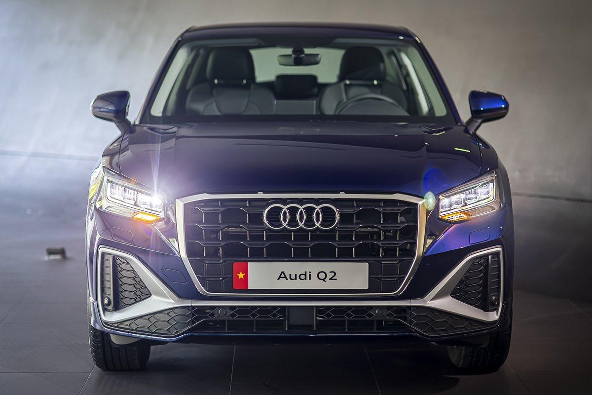 Ngoại thất xe Audi Q2 2021.1.