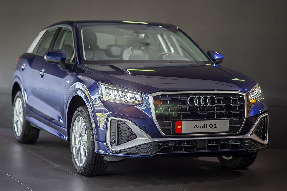 Audi Q2 mới nhất.