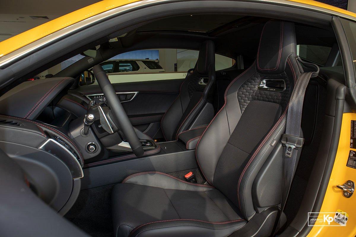nội thất Jaguar F-Type1.