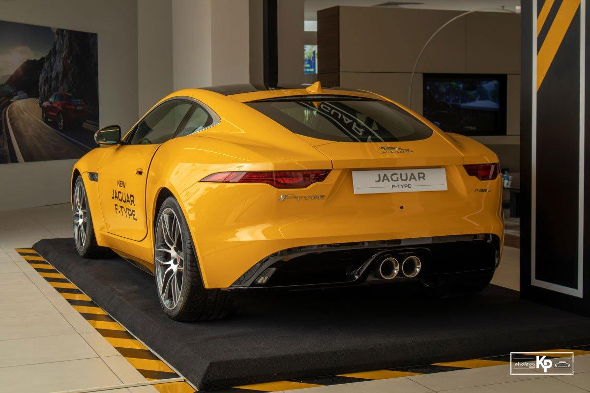ngoại hình Jaguar F-Type1.