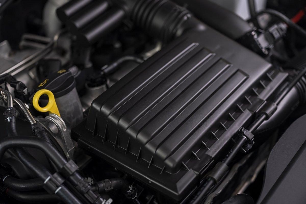 Động cơ xăng 1.4 TFSI công suất 150 mã lực.