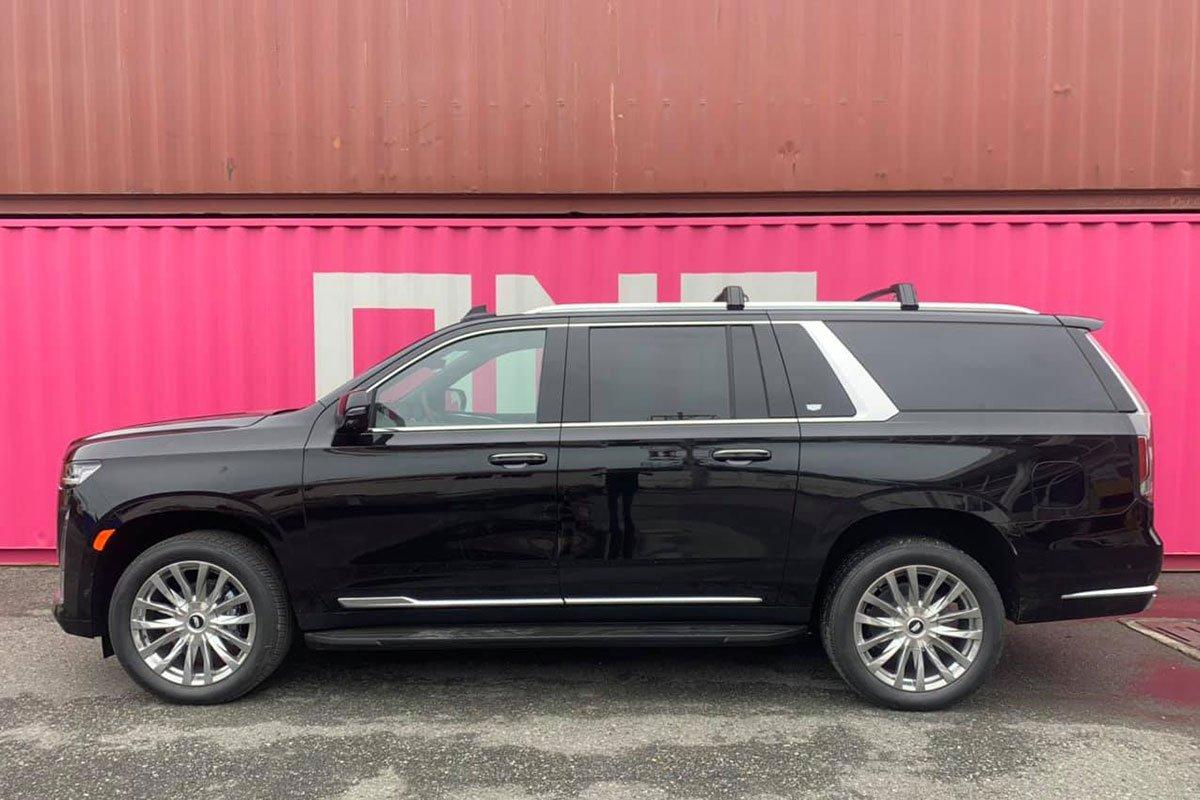 """""""Đập thùng"""" Cadillac Escalade 2021 đầu tiên tại Việt Nam, giá không dưới 8 tỷ đồng a2"""