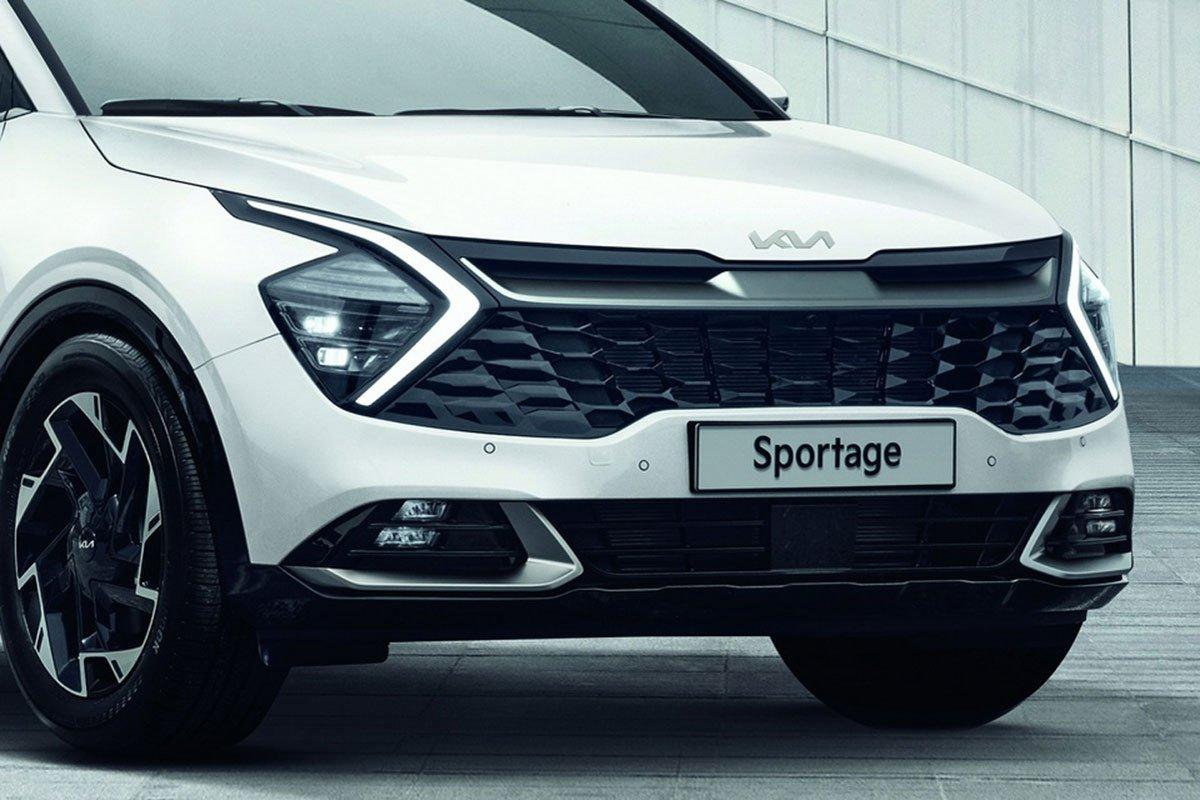 """Kia Sportage 2022 lộ diện, """"đàn em"""" Sorento quá đẹp, đủ sức làm khó CR-V, CX-5 a2"""