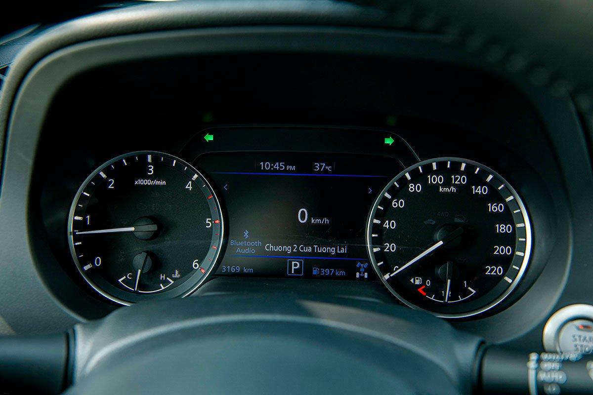 Chốt giá 895 triệu đồng, Nissan Navara 4WD 2021 có gì đấu Ford Ranger?a27
