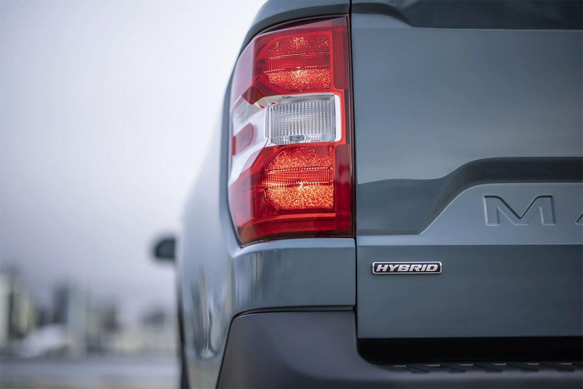 Ford Maverick được phát triển trên nền tảng khung gầm C2.