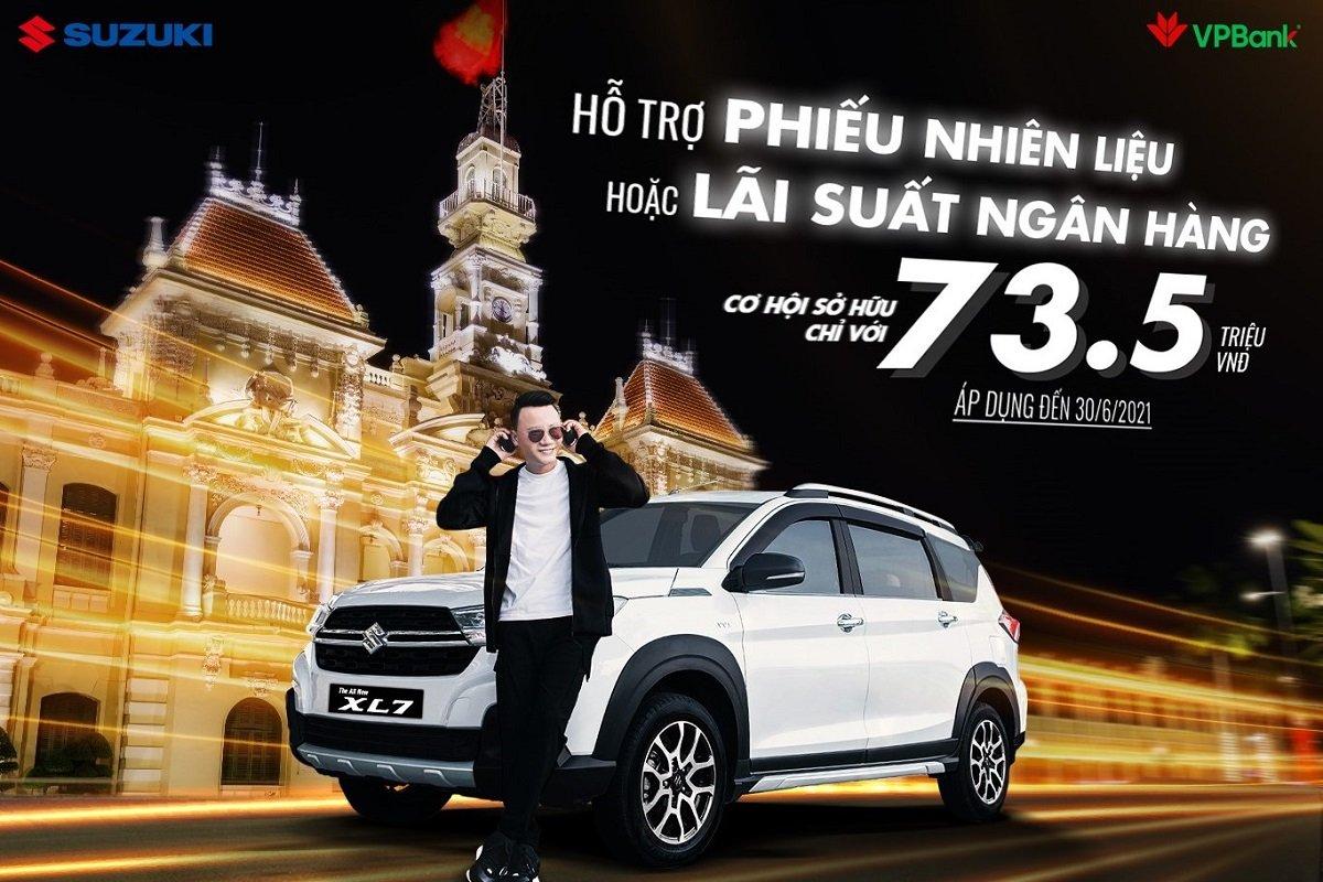 Suzuki ưu đãi ngập tràn, hỗ trợ tối đa khách mua xe trong tháng 6 a3