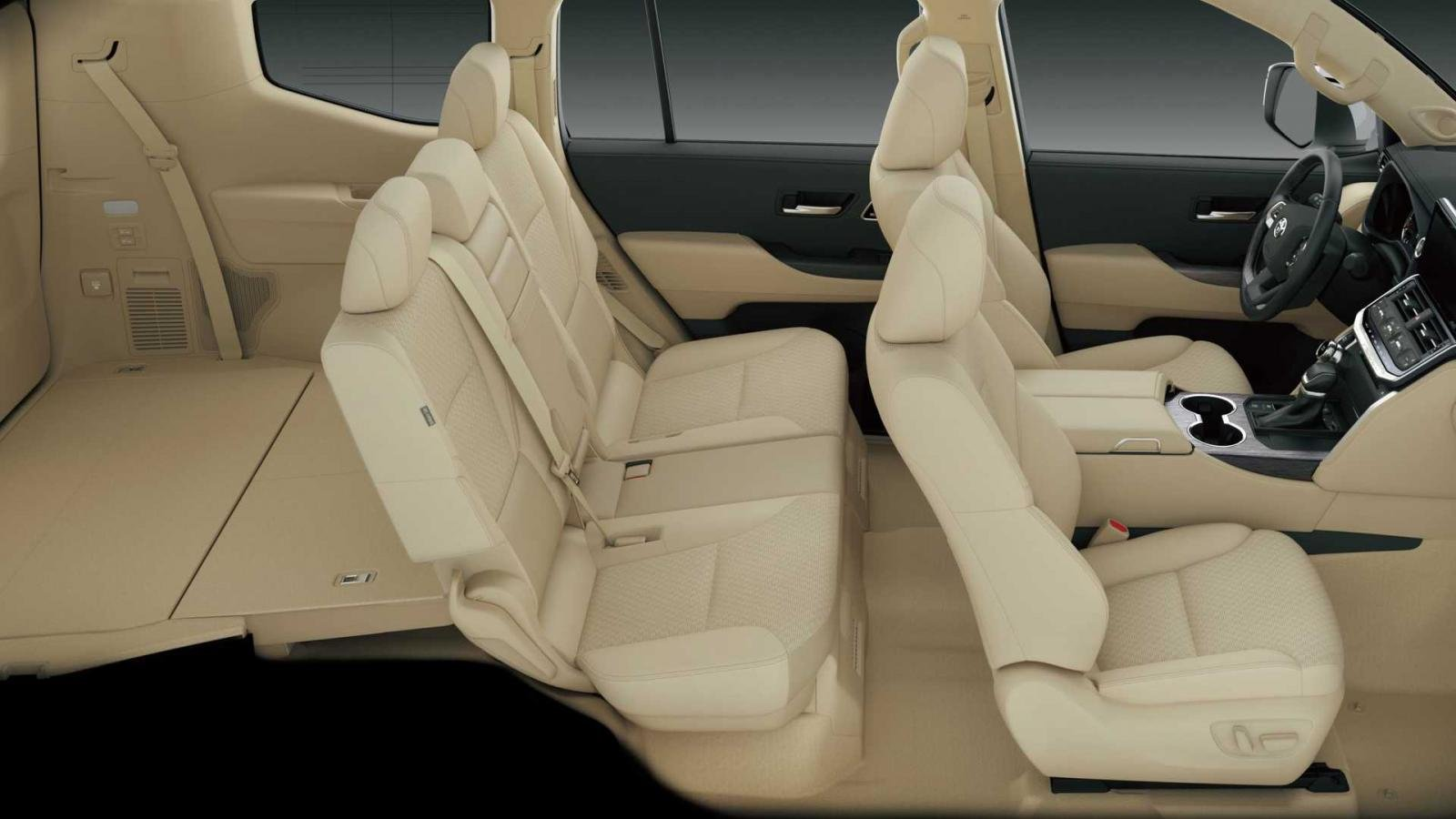 Toyota Land Cruiser 2022 đảm bảo cung cấp trải nghiệm lái tuyệt đỉnh.