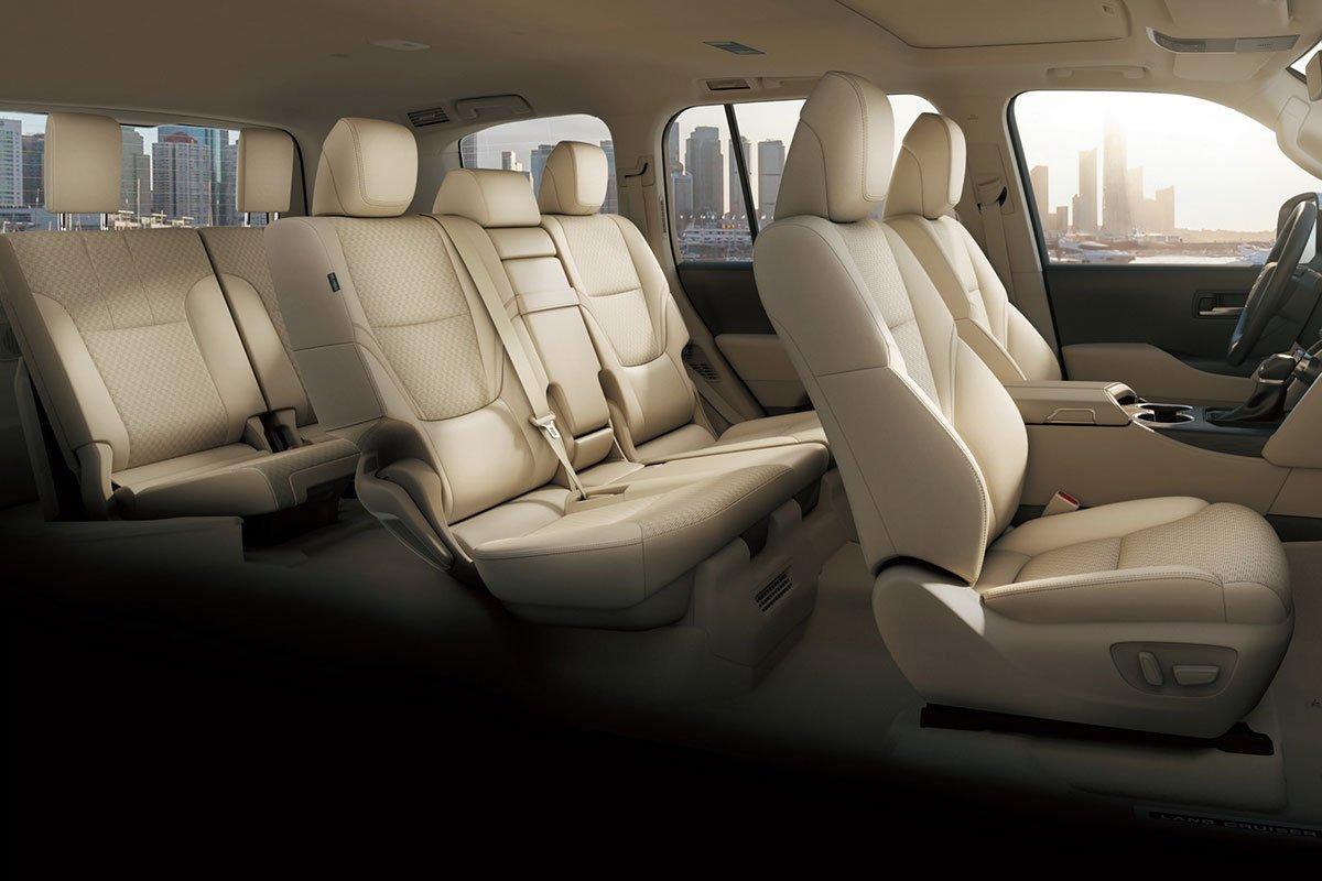 Toyota Land Cruiser 2022 ra mắt, thay đổi cách mạng, đại lý Việt Nam đã nhận cọc giao xe tháng 9 năm nay a14