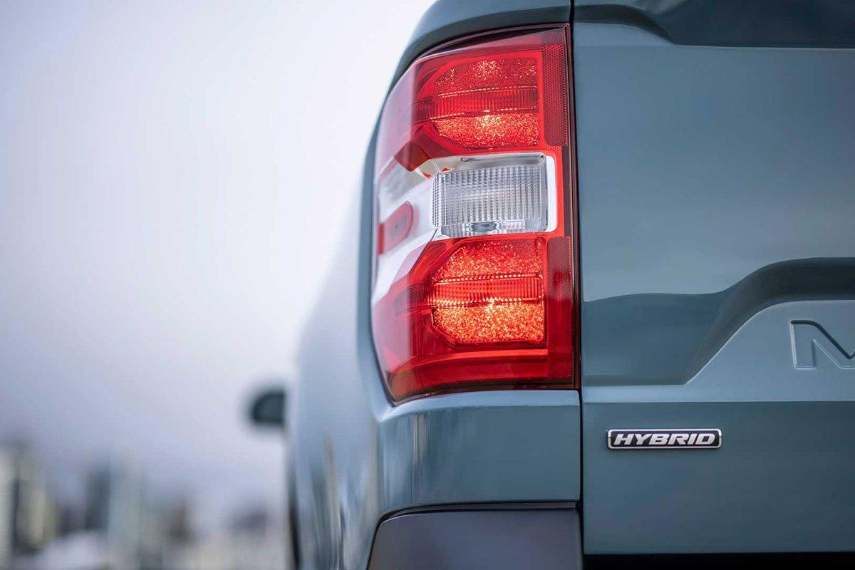 Ảnh Đèn hậu xe Ford Maverick 2022