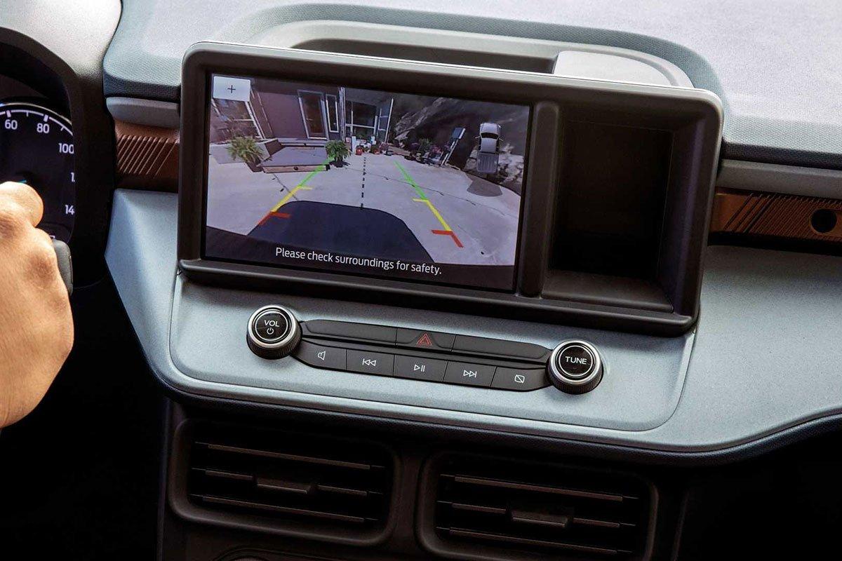 Ảnh An toàn xe Ford Maverick 2022