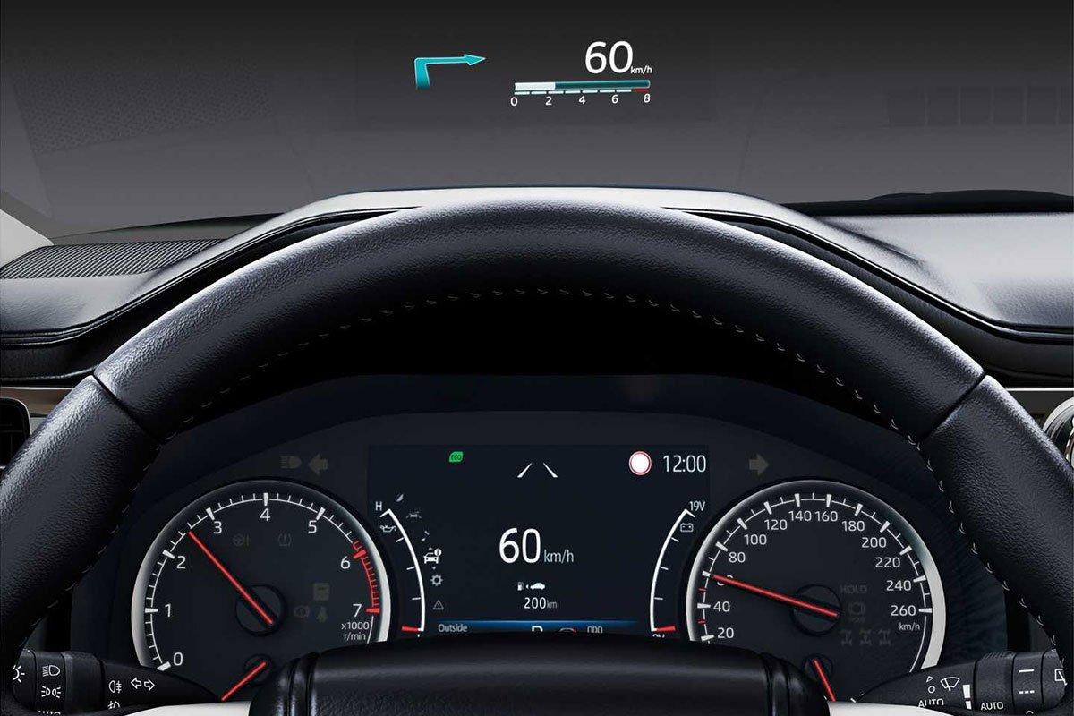 Ảnh Đồng hồ xe Toyota Land Cruiser 2022