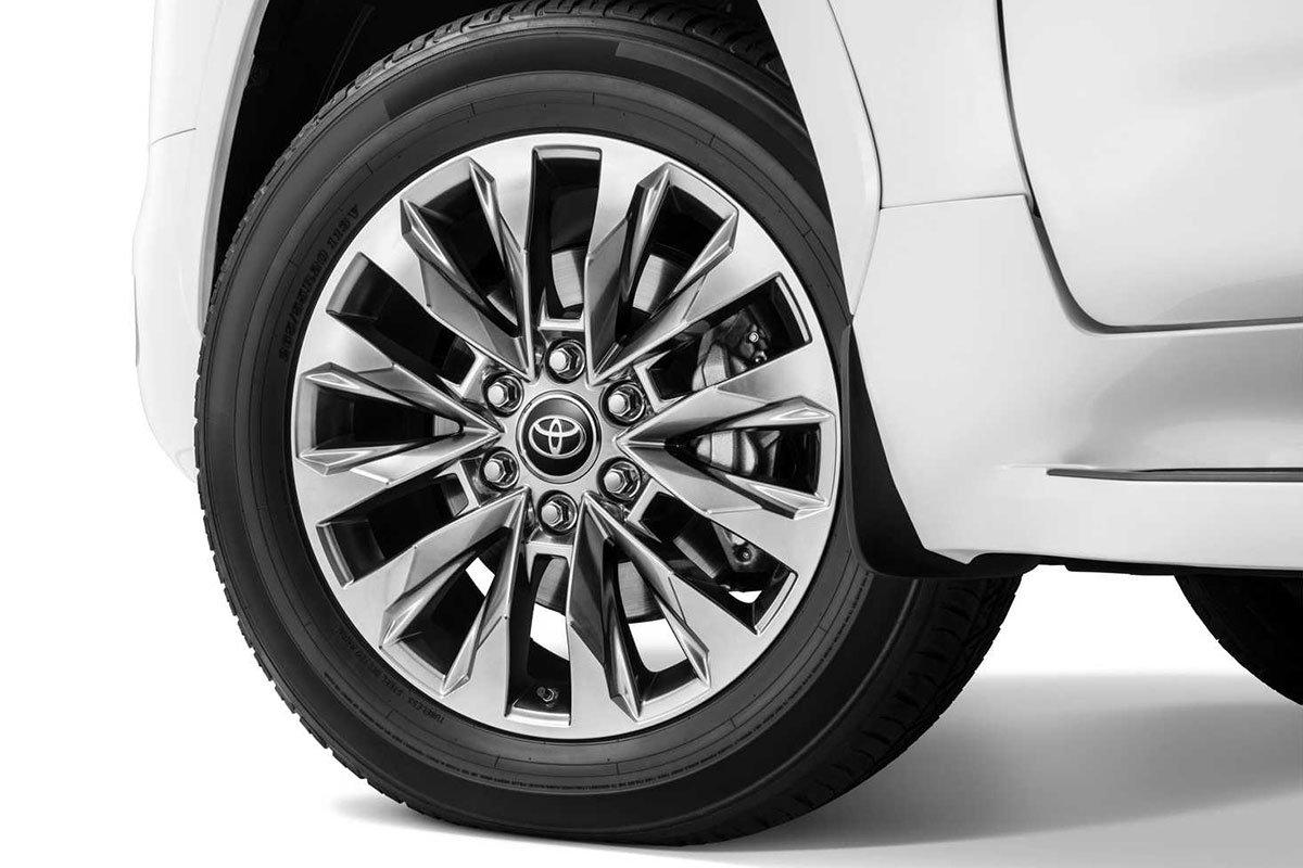 Ảnh La-zăng xe Toyota Land Cruiser 2022