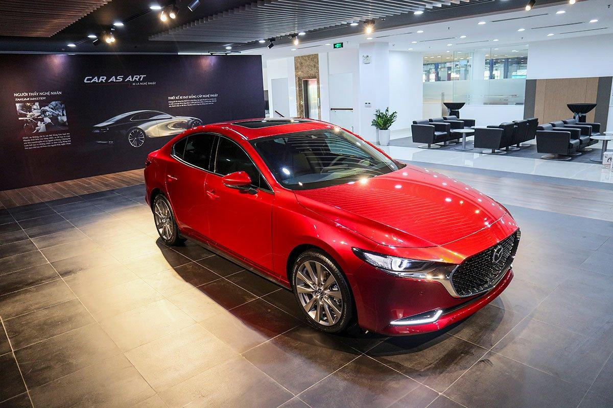 Mazda 3 2021.