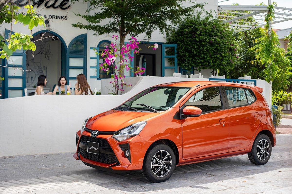 Toyota Việt Nam công bố kết quả kinh doanh tháng 5.