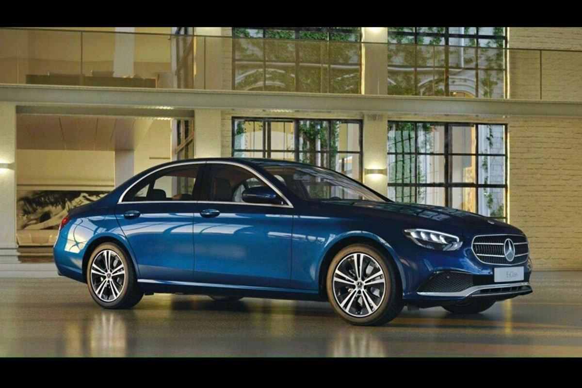 Động cơ Mercedes-Benz E180 2021