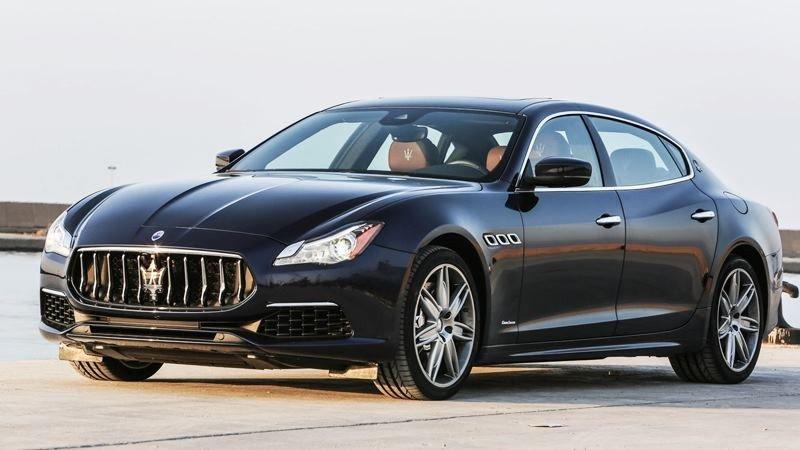 giá xe Maserati Quattroporte 2021