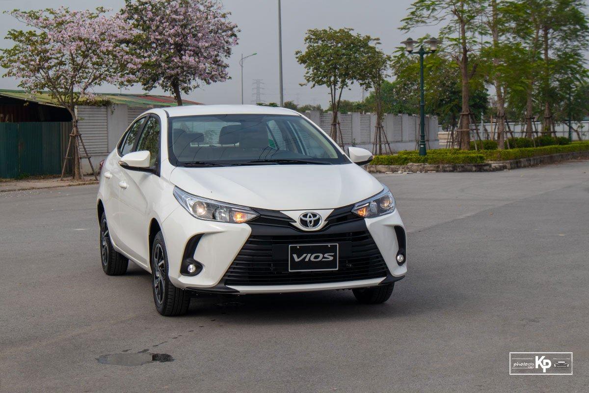 Toyota Vios đang được bán tại Việt Nam 1