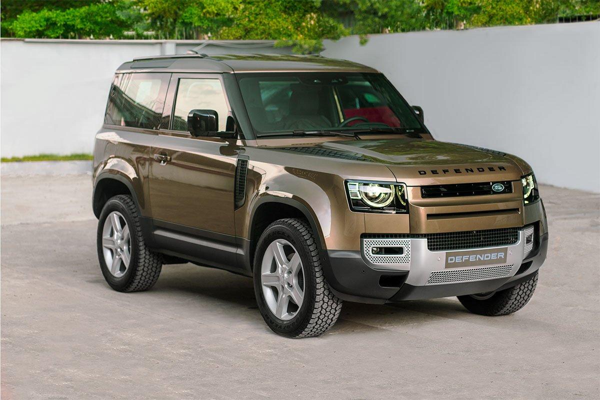 Giá xe Land Rover Defender mới nhất.