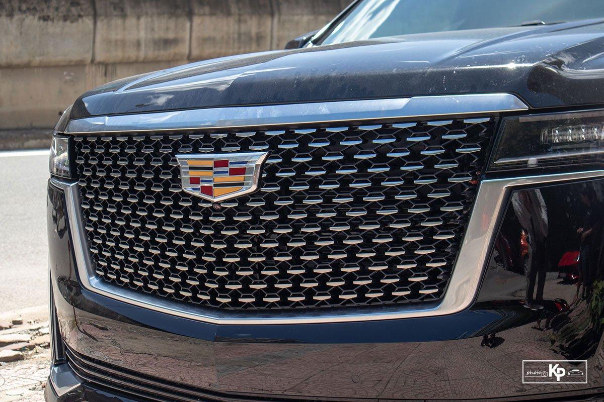 Soi Cadillac Escalade 2021 đầu tiên về Việt Nam Đầy cơ bắp, nhưng vẫn sang trọng a2