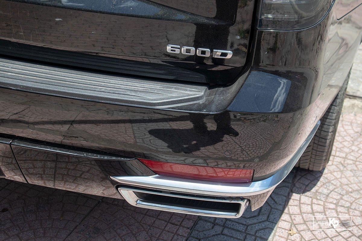 Soi Cadillac Escalade 2021 đầu tiên về Việt Nam Đầy cơ bắp, nhưng vẫn sang trọng a9