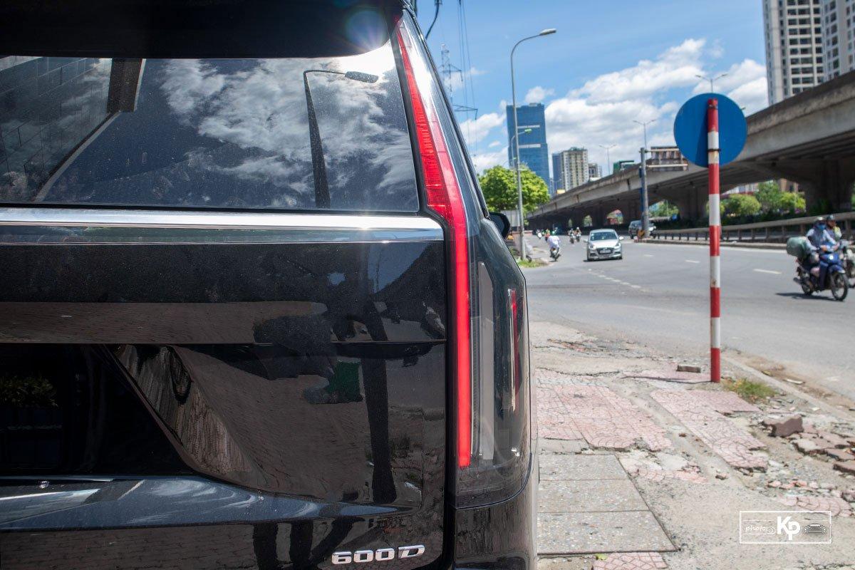 Soi Cadillac Escalade 2021 đầu tiên về Việt Nam Đầy cơ bắp, nhưng vẫn sang trọng a8