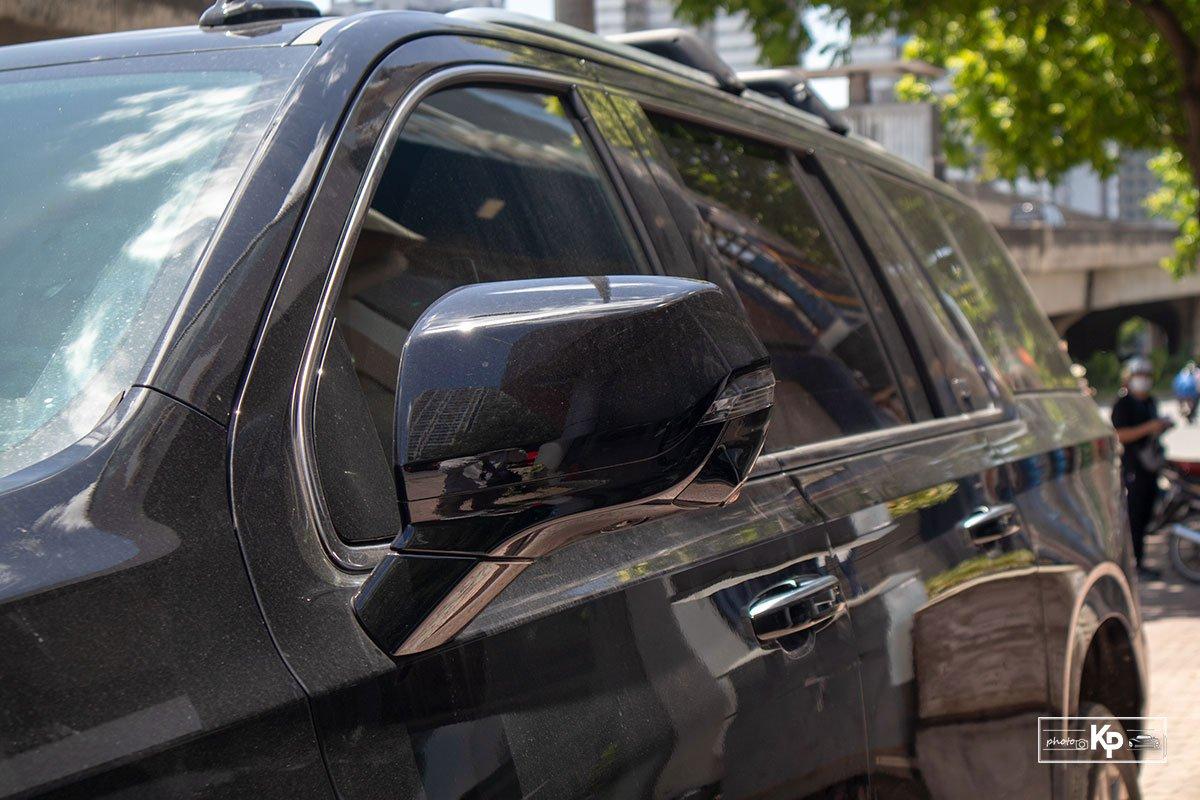 Soi Cadillac Escalade 2021 đầu tiên về Việt Nam Đầy cơ bắp, nhưng vẫn sang trọng a6