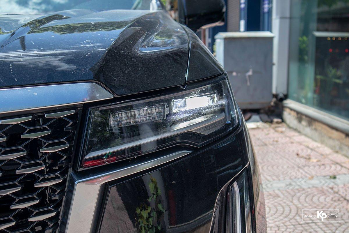 Soi Cadillac Escalade 2021 đầu tiên về Việt Nam Đầy cơ bắp, nhưng vẫn sang trọng a3