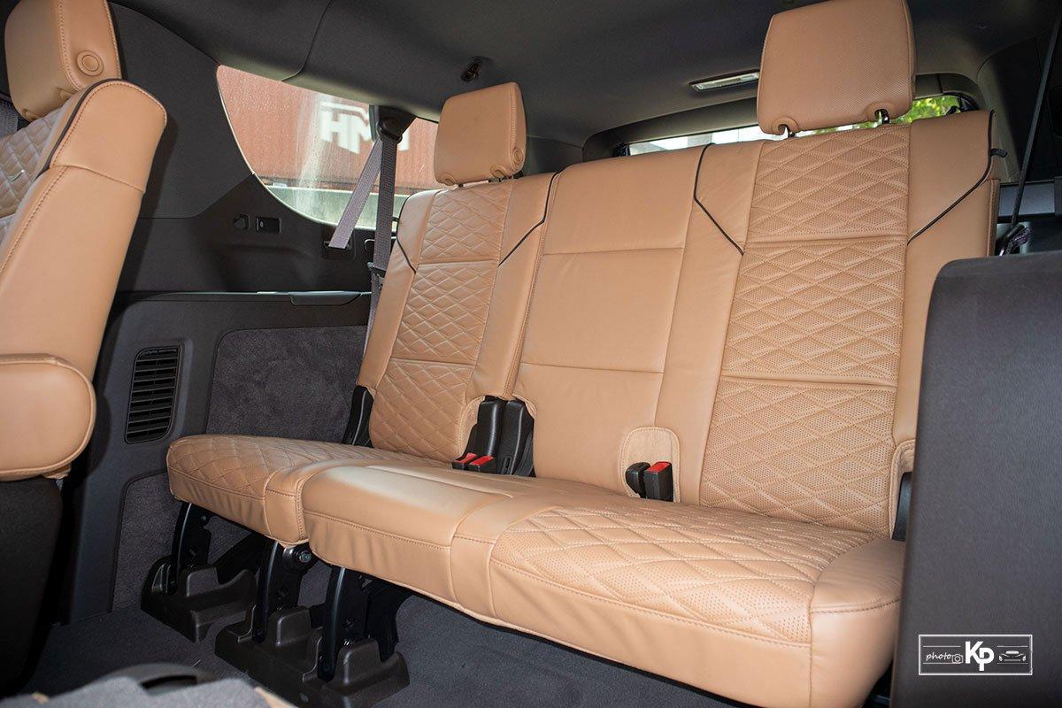 Soi Cadillac Escalade 2021 đầu tiên về Việt Nam Đầy cơ bắp, nhưng vẫn sang trọng a18