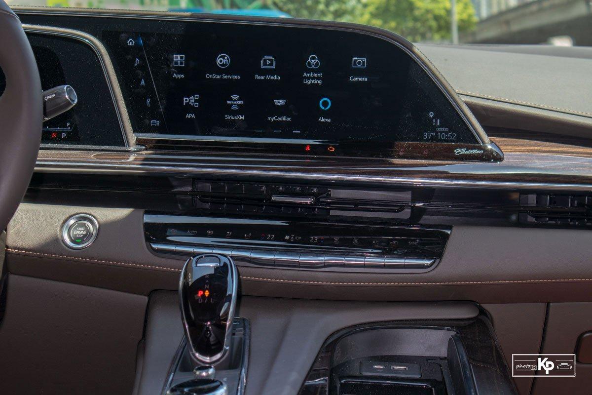 Soi Cadillac Escalade 2021 đầu tiên về Việt Nam Đầy cơ bắp, nhưng vẫn sang trọng a199