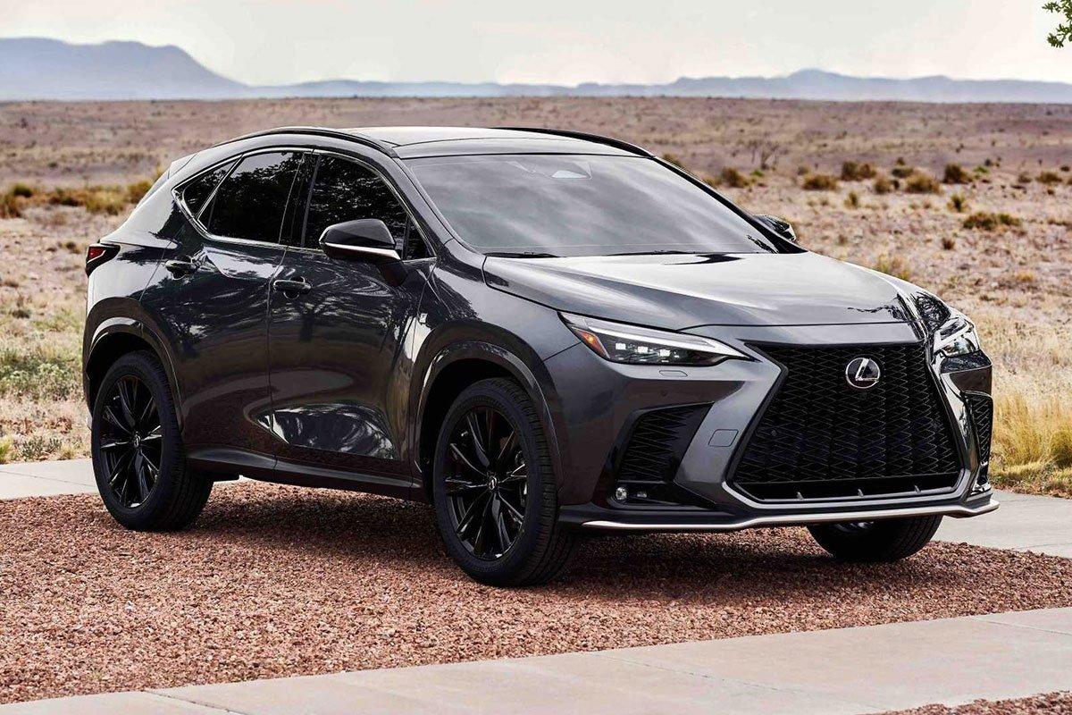 Ảnh Thân xe Lexus NX 2022