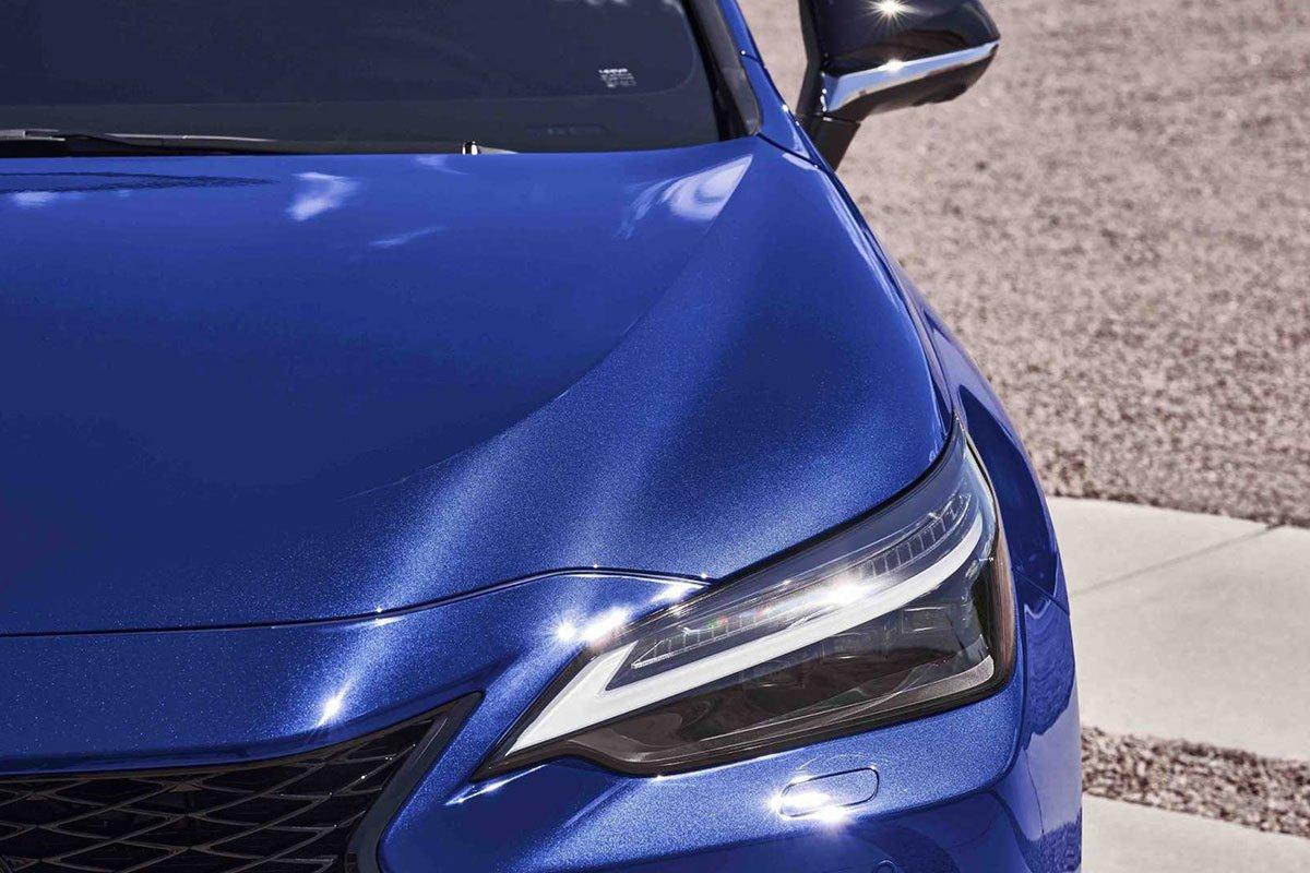 Ảnh Đèn pha xe Lexus NX 2022