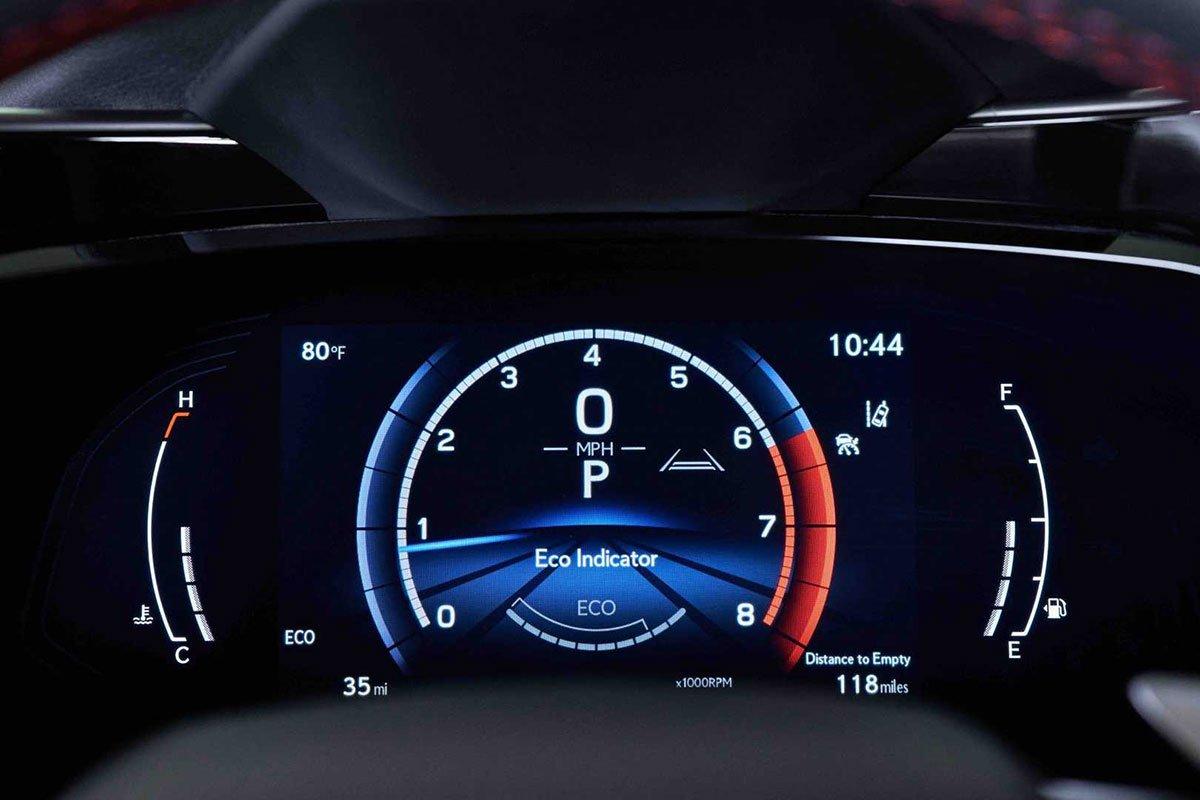 Ảnh Đồng hồ xe Lexus NX 2022 a1