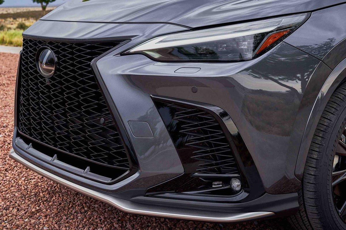 Ảnh Mặt ca-lăng xe Lexus NX 2022