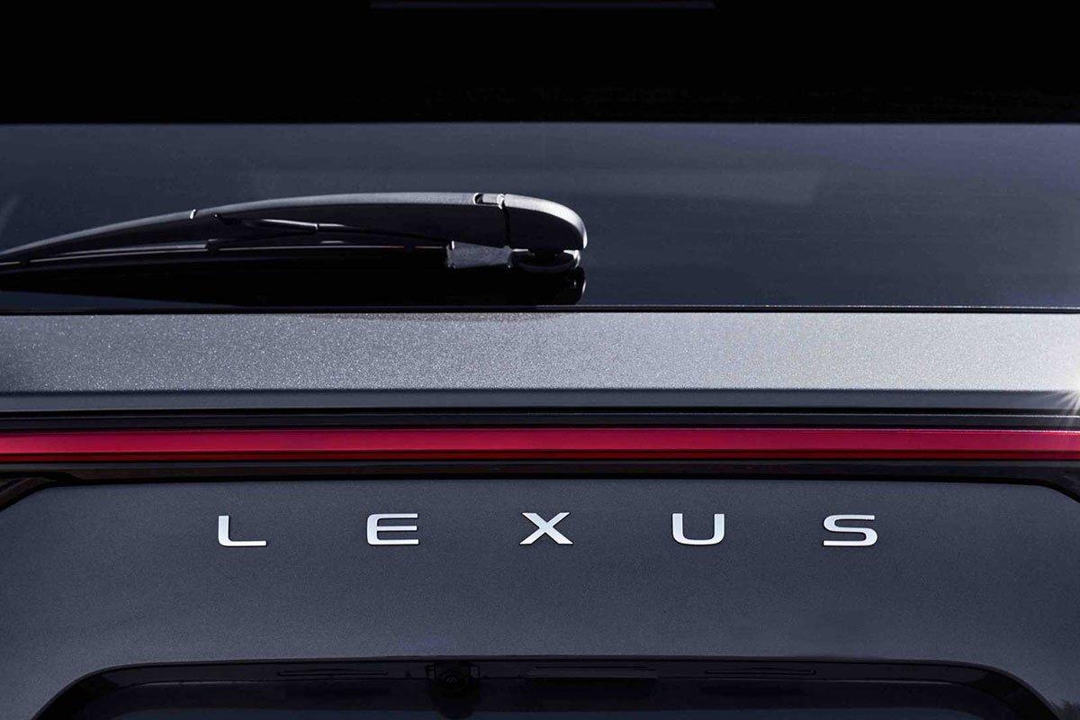 Ảnh Đèn hậu xe Lexus NX 2022 a1