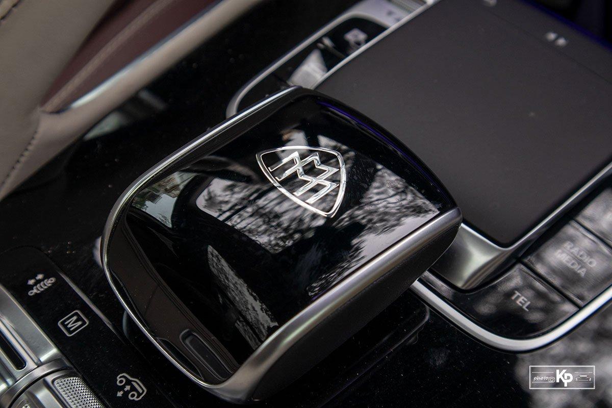 """Mercedes-Maybach GLS 600 2021 màu """"độc"""" về Việt Nam: Vẫn xứng danh SUV siêu sang dành cho ông chủ a123"""