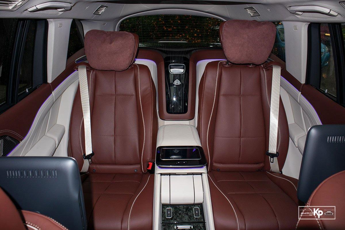 """Mercedes-Maybach GLS 600 2021 màu """"độc"""" về Việt Nam: Vẫn xứng danh SUV siêu sang dành cho ông chủ a13"""