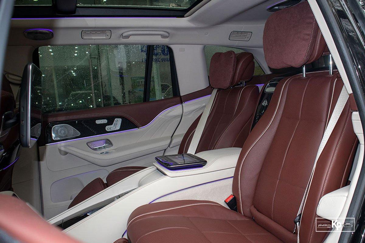 """Mercedes-Maybach GLS 600 2021 màu """"độc"""" về Việt Nam: Vẫn xứng danh SUV siêu sang dành cho ông chủ a14"""