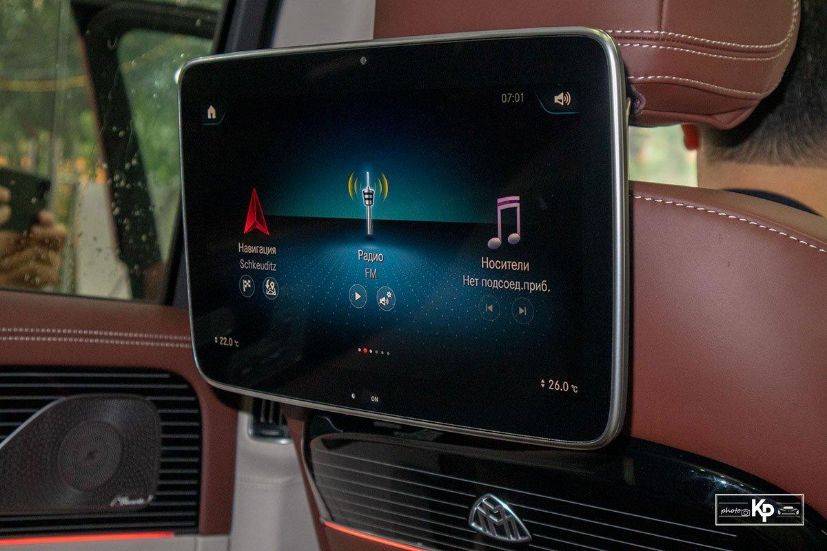 """Mercedes-Maybach GLS 600 2021 màu """"độc"""" về Việt Nam: Vẫn xứng danh SUV siêu sang dành cho ông chủ a20"""