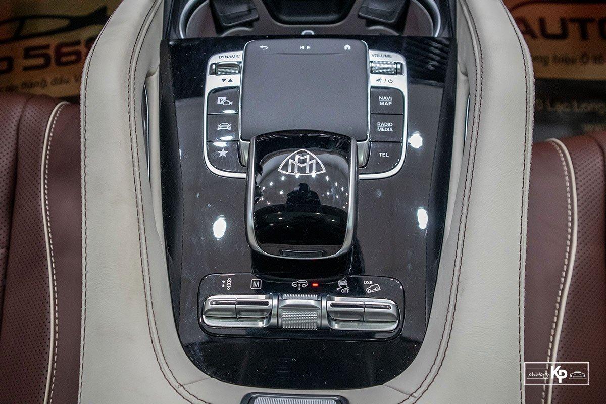 """Mercedes-Maybach GLS 600 2021 màu """"độc"""" về Việt Nam: Vẫn xứng danh SUV siêu sang dành cho ông chủ a18"""