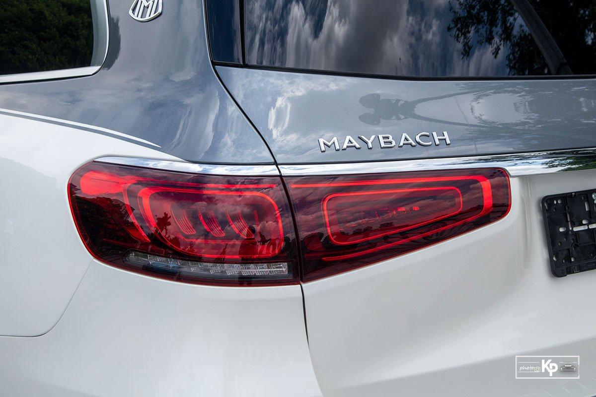 """Mercedes-Maybach GLS 600 2021 màu """"độc"""" về Việt Nam: Vẫn xứng danh SUV siêu sang dành cho ông chủ a10"""