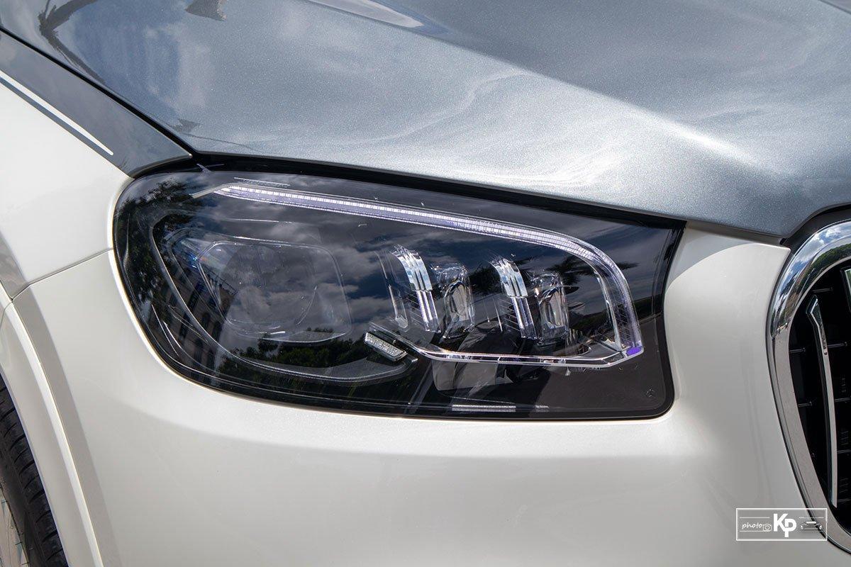 """Mercedes-Maybach GLS 600 2021 màu """"độc"""" về Việt Nam: Vẫn xứng danh SUV siêu sang dành cho ông chủ a6"""