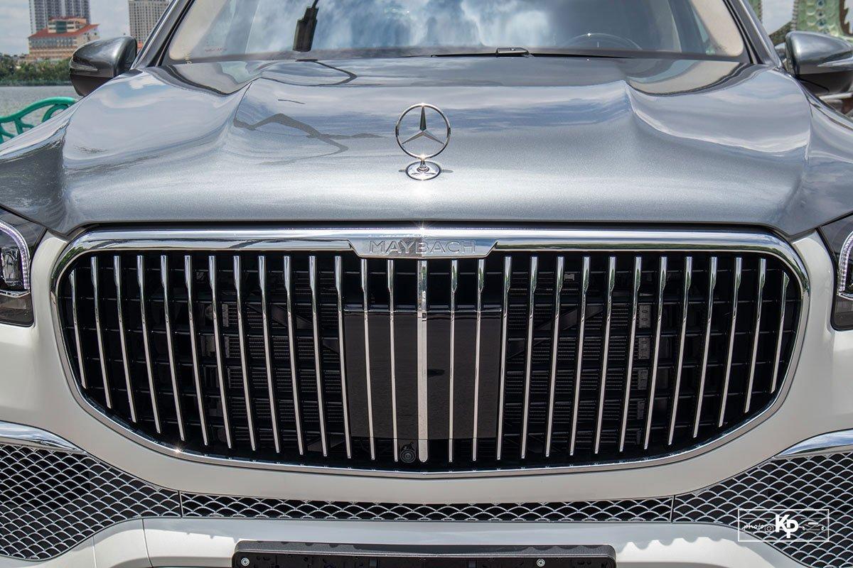 """Mercedes-Maybach GLS 600 2021 màu """"độc"""" về Việt Nam: Vẫn xứng danh SUV siêu sang dành cho ông chủ a5"""