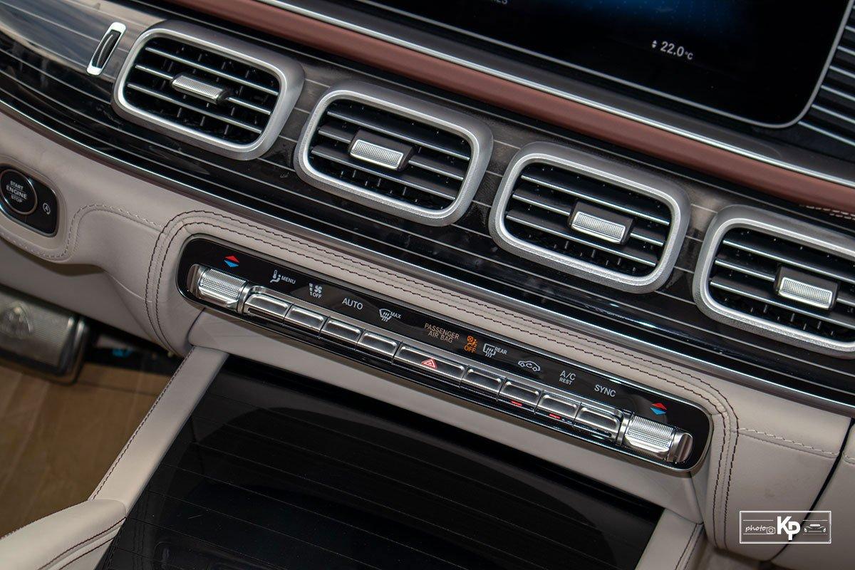 """Mercedes-Maybach GLS 600 2021 màu """"độc"""" về Việt Nam: Vẫn xứng danh SUV siêu sang dành cho ông chủ a19"""