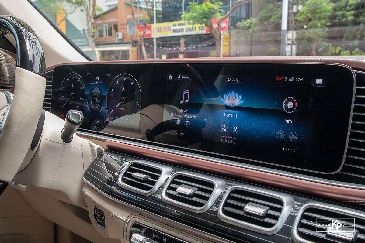 """Mercedes-Maybach GLS 600 2021 màu """"độc"""" về Việt Nam: Vẫn xứng danh SUV siêu sang dành cho ông chủ a15"""