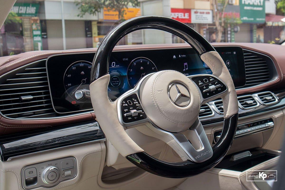 """Mercedes-Maybach GLS 600 2021 màu """"độc"""" về Việt Nam: Vẫn xứng danh SUV siêu sang dành cho ông chủ a16"""