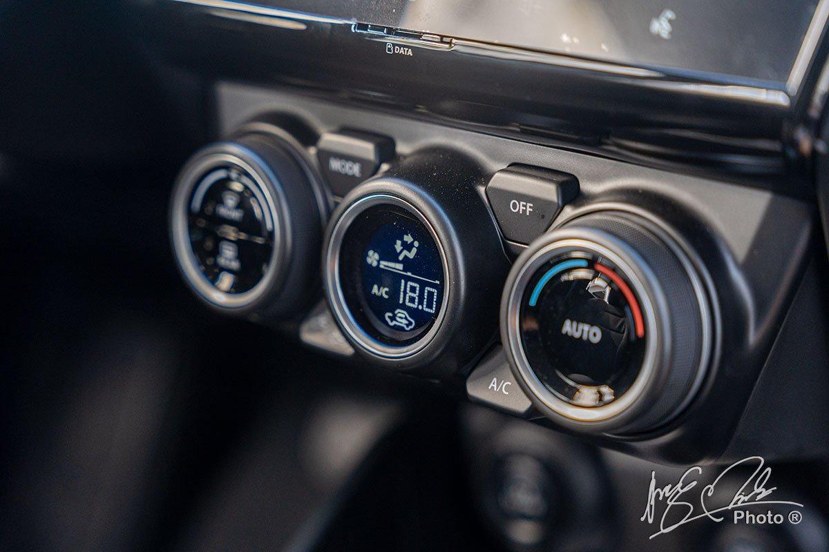 Ảnh Điều hòa xe Suzuki Swift 2021